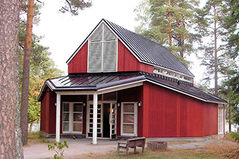 Mataskärs kapell