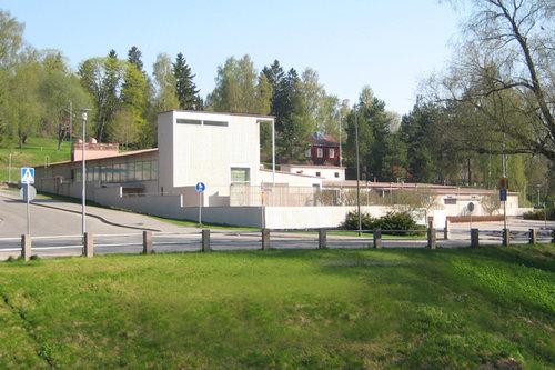 Esbo domkyrkas församlingsgård